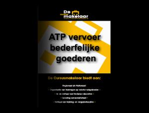 ATP vervoer bederfelijke goederen