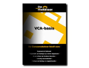 Basis-VCA de Cursusmakelaar