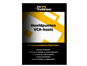 VCA Basis Nederlands (Hoofdpunten)