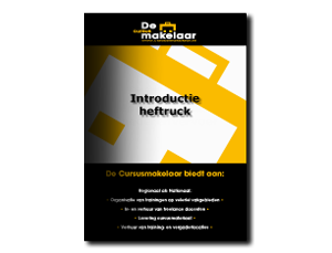 Introductie-Heftruck