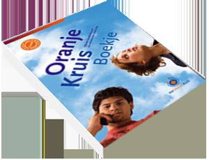 Oranje-Kruis-Leesboekje
