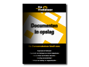 Documenten in opslag