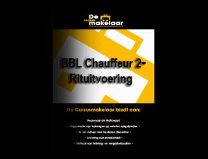 BBL Chauffeur 2 – Rituitvoering